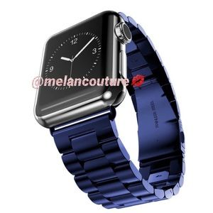 Stainless Steel iWatch Wristband Replacement Links